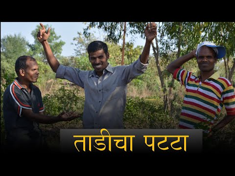 । ताडिचा पट्टा गावठी गीत ।gavthi tadicha patta |2018 new Marathi song