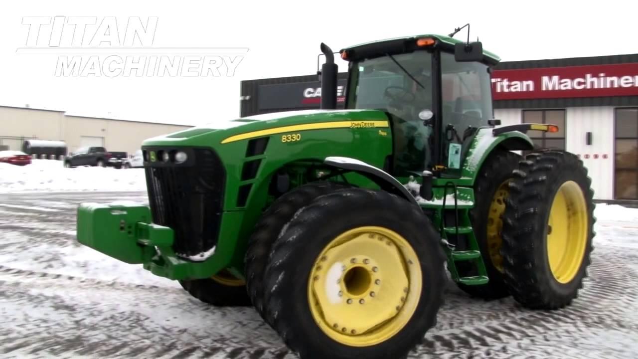 John Deere Tractor Sold On Els