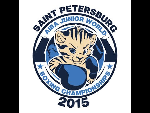 AIBA JUNIOR WORLD BOXING CHAMPIONSHIPS St-Petersburg Semi-Finals Session 1