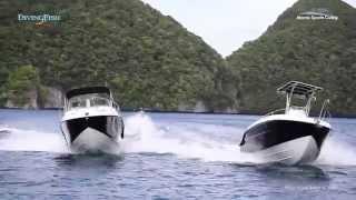 Atomix Sports Cuddy Boating