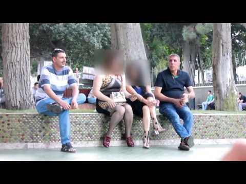 Bakı Fahişələrinin ərəb sevdası - Tarqovı, 2017