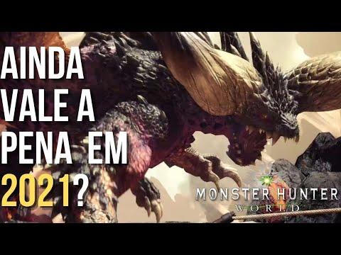 Monster Hunter World: Ainda Vale a Pena em 2021?