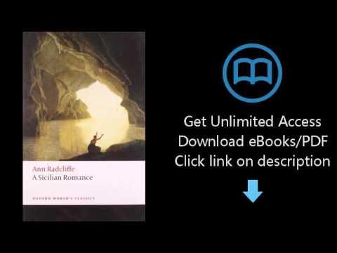 Download A Sicilian Romance (Oxford World's Classics) PDF