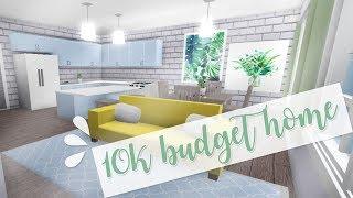 ROBLOX - France Bienvenue à Bloxburg: 10k Budget Home