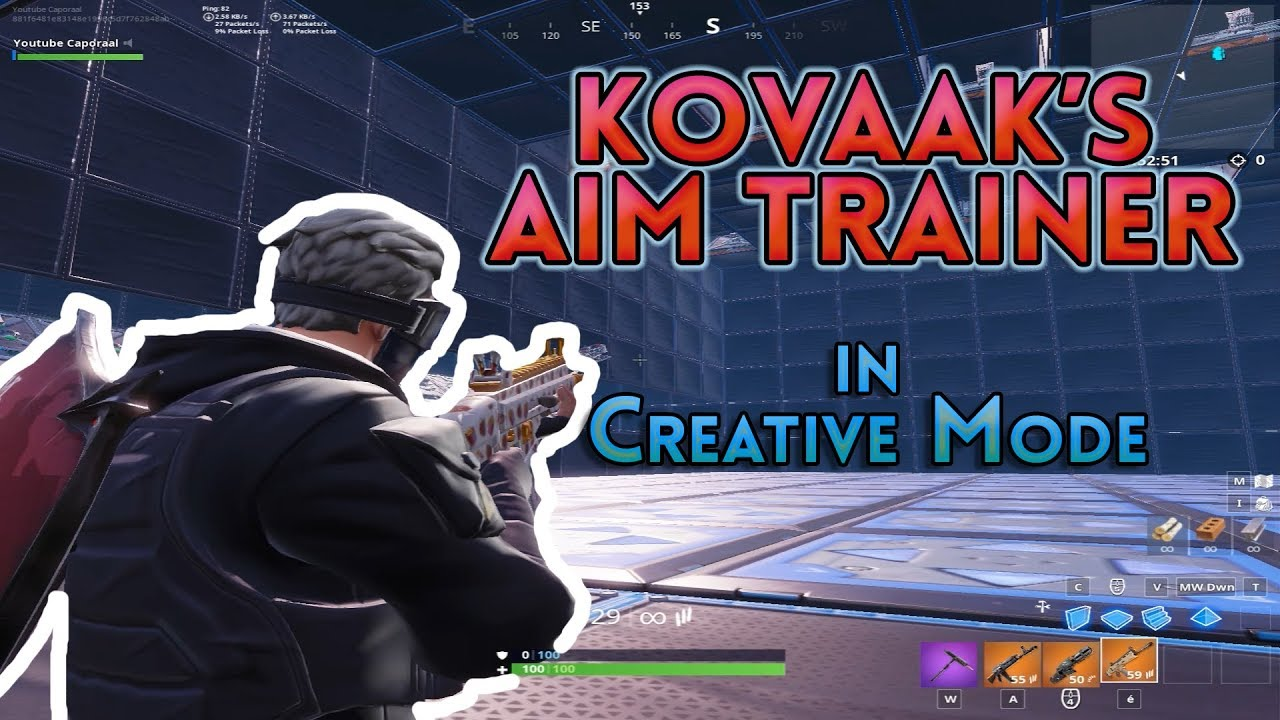 Kovaak Fortnite Creative
