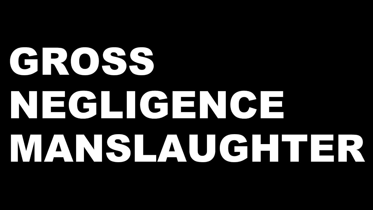gross negligence manslaughter Gross negligence manslaughter, which involves the breach of a duty of care towards a victim, is being considered by investigators examining the grenfell tower fire which resulted in the deaths of 72 people.