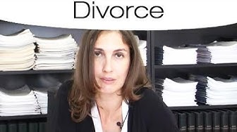 Distinction entre séparation de corps et divorce