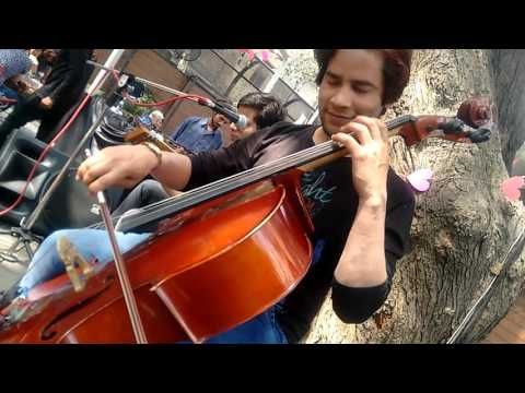 Oh Carol Western Song Cover On Cello By Indian Bollywood Cellist