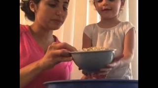 Nutty Granola- Cooking With Kids