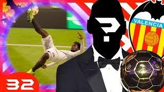 BOLA DE OURO E 2 GOLS INACREDITÁVEIS! 😲👏 | FIFA 19 - Modo Carreira Valencia #32