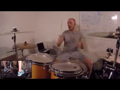 Thrice - The Melting Point Of Wax - Brett Dahlberg (Drum Cover)