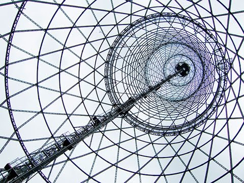 Реставрация Шуховской башни / Shukhov Tower Watch Day