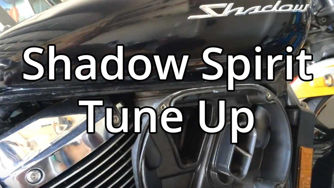 95 Honda Shadow Aero 750 Wiring Diagram Worksheet And Vt1100c How To Spirit Tune Up Youtube Rh Com 1985 Battery 2001 1100