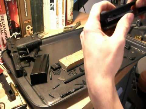 HK USP Disassembly and Reassembly Part 4 of 6