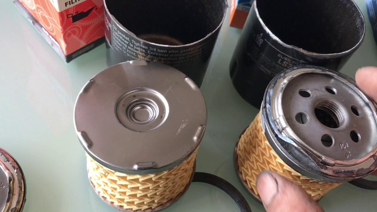 Purflux LS350 Oil Filter