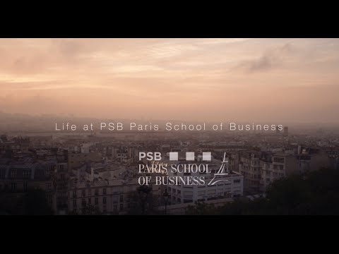 Life at PSB Paris School of Business