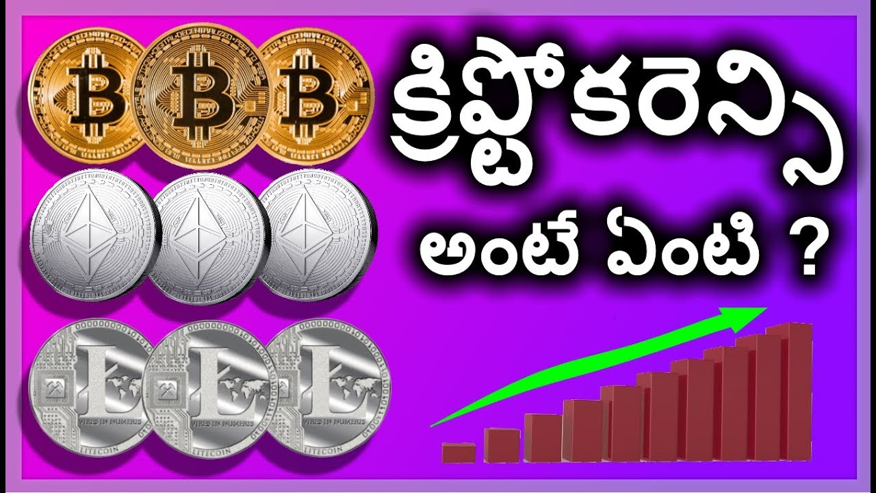 What Is Cryptocurrency ? | What is Bitcoin ? | In Telugu
