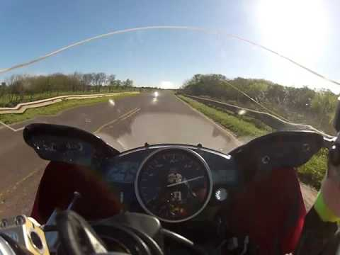 0-290 km/h Acceleration Yamaha YZF-R6
