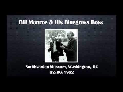 【CGUBA276】Bill Monroe & His Bluegrass Boys 02/06/1982