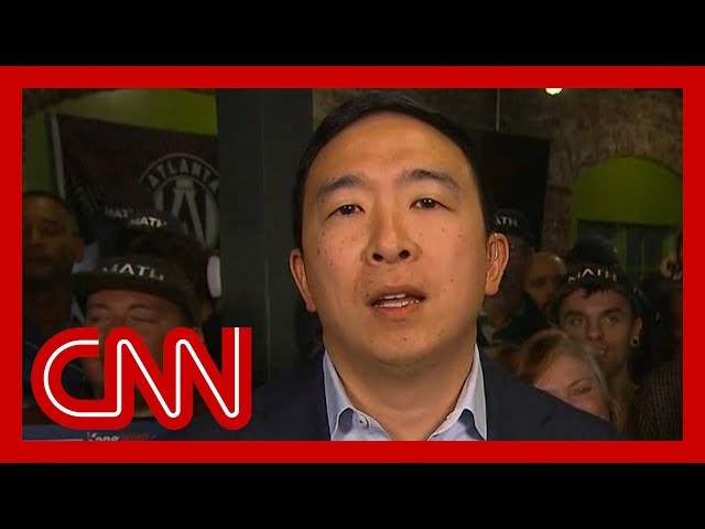 Andrew Yang: This is what voters are telling me about impeachment