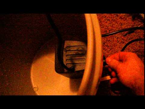 DIY home made bucket filter....Installing the pump!!!