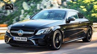 2019 Mercedes-AMG C43 4MATIC Coupe 3.0 Litre V6 BiTurbo 390 BHP HD