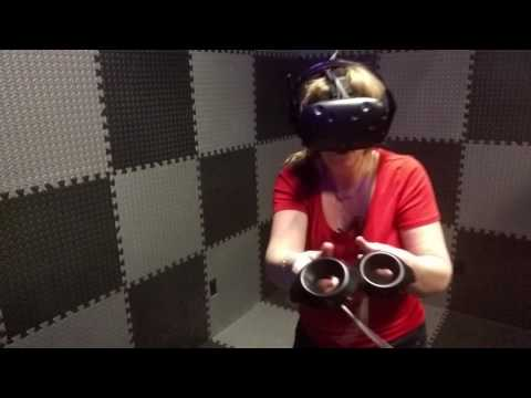 VR Mom Freaks Out