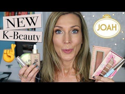 NEW K-Beauty Drugstore Makeup ~ Review + Wear Test!