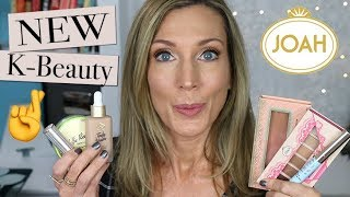 NEW K-Beauty Drugstore Makeup ~ Review + Wear Test!