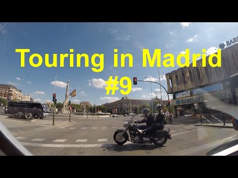 Touring in Madrid #9 (Spain)