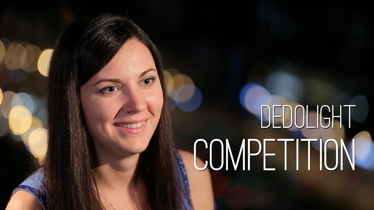 Interview lighting tutorial (Dedolight Competition 2015 ...