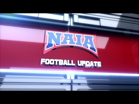 2016 NAIA Weekly Football Update Ep. 1