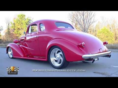 134922 / 1937 Chevrolet Coupe