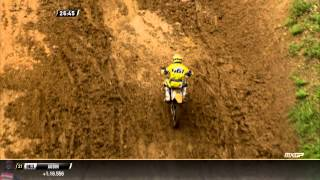 Romain Febvre Crash MXGP of Italy 2015