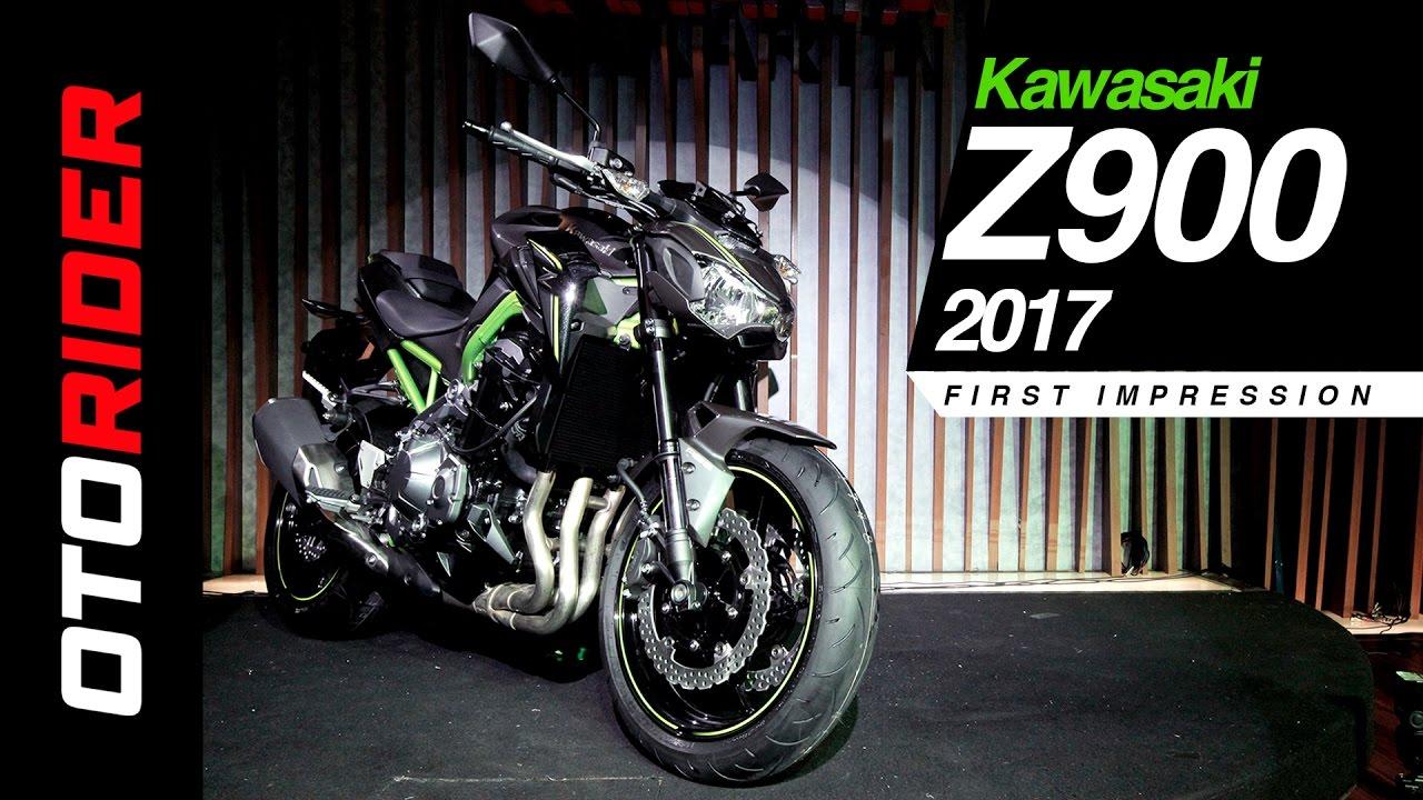Kawasaki Z900 2017 First Impression Indonesia Otorider Youtube