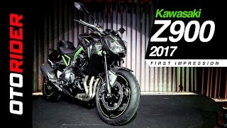 Kawasaki Z900 2017 First Impression - Indonesia | OtoRider