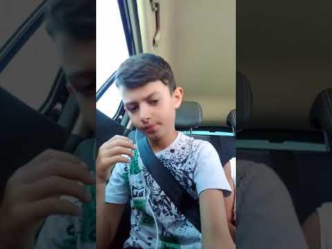 Müzik gelsin bu video arabada çekildi