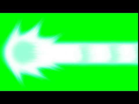 Green Screen Kamehameha (Created by Jmkrebs30) (Channel in Description, Go Subscribe)