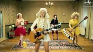 Katzenjammer - I Will Dance [Official Music Video]