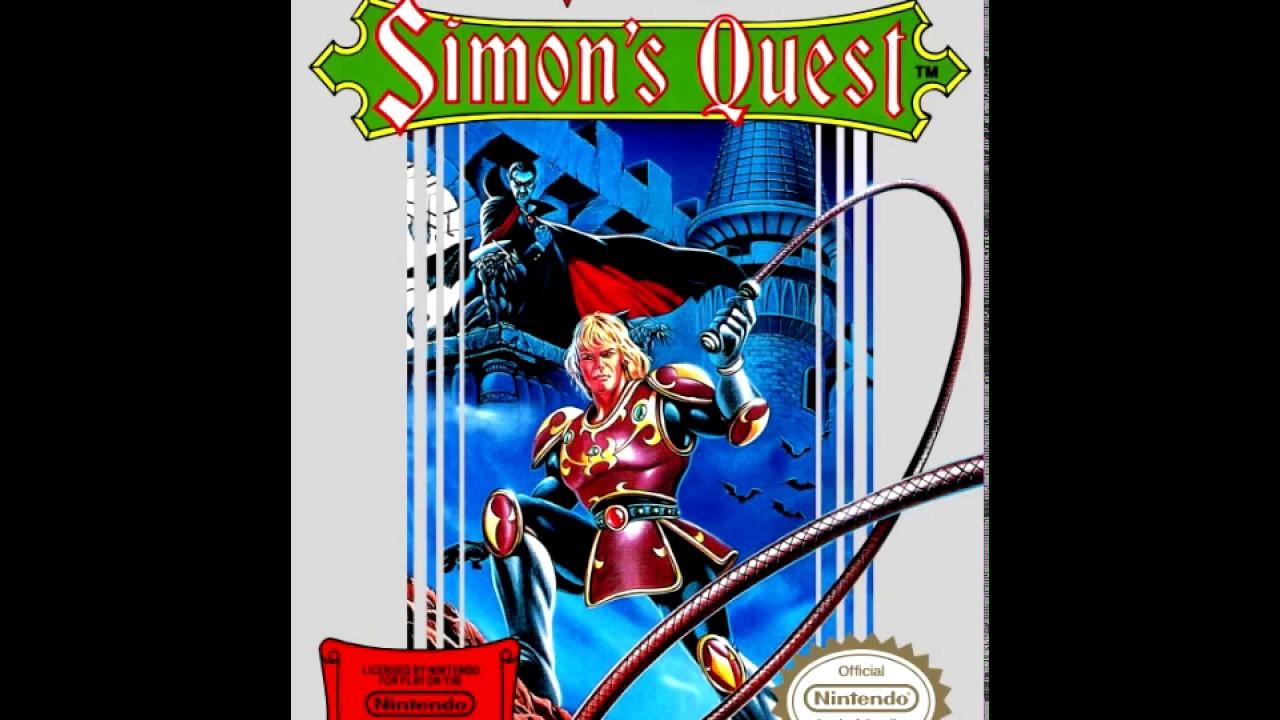 Castlevania 2 Simon's Quest OST Full SoundTrack