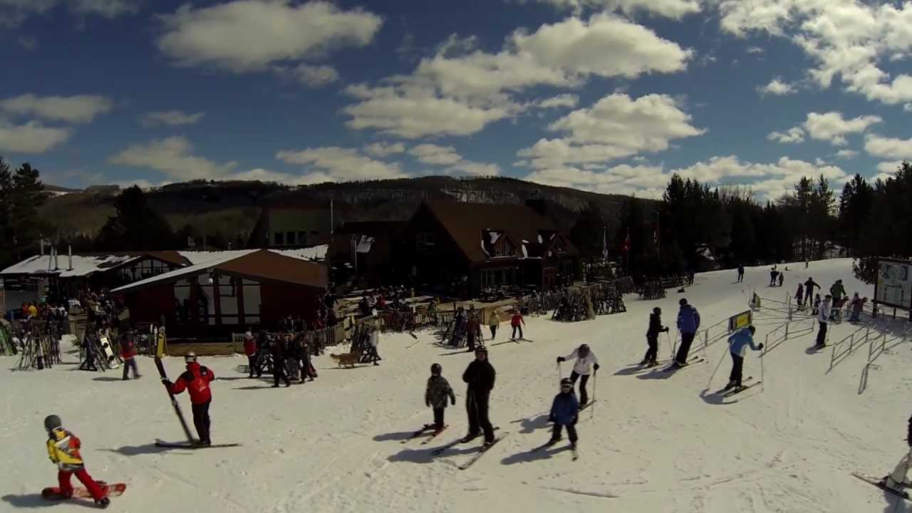beaver valley ski club - youtube