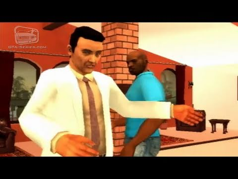 GTA Vice City Stories - Walkthrough - Mission #37 - High Wire