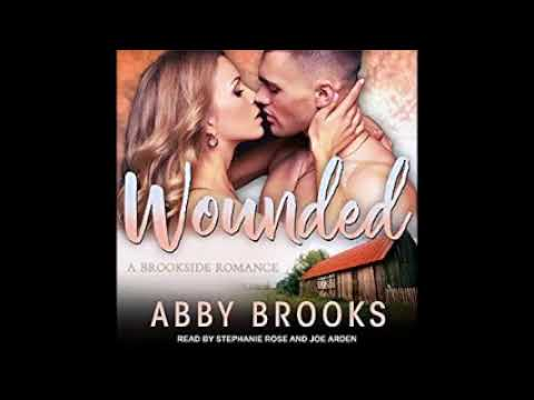 Wounded audiobook by Abby Brooks