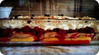 Kristin's Himbeertiramisu / Raspberry Tiramisu Yummy :p