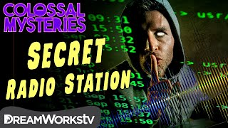 (Not So) SECRET Russian Radio Station | COLOSSAL MYSTERIES