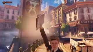 Bioshock Infinite PC Gameplay | HD Max Settings