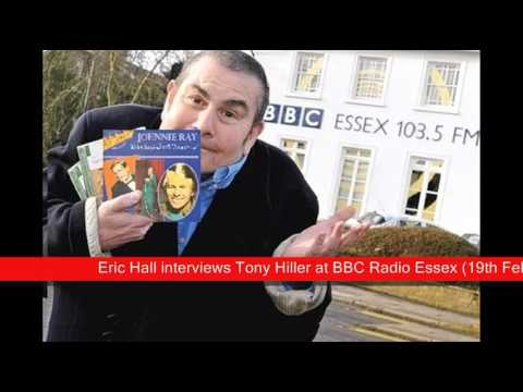 Little White Cloud That Cried JOHNNIE RAY interview TONY HILLER & ERIC HALL at BBC Essex 19feb201