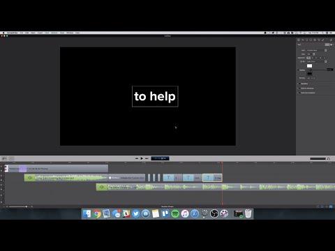 Animate Like Apple in Screenflow | Livestream V6