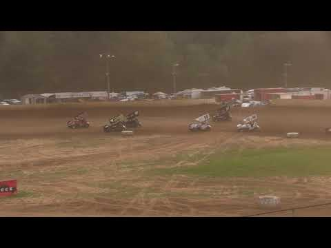 RACE SAVER HEAT RACE TWIN CITY RACEWAY