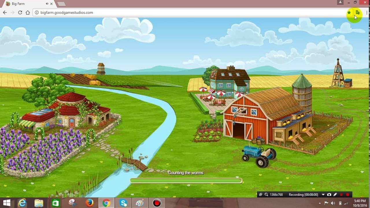 Jetzt Spielen Big Farm